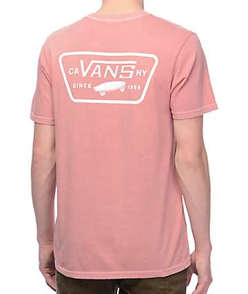 Vans Full Patch camiseta rosa