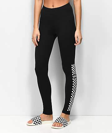 Vans Funday Black Leggings