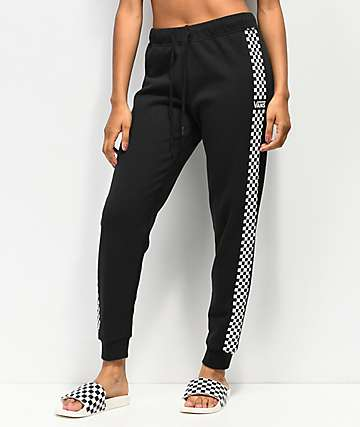 Vans Funday Black Sweatpants
