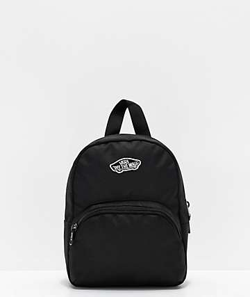 Vans Got This Black Mini Backpack
