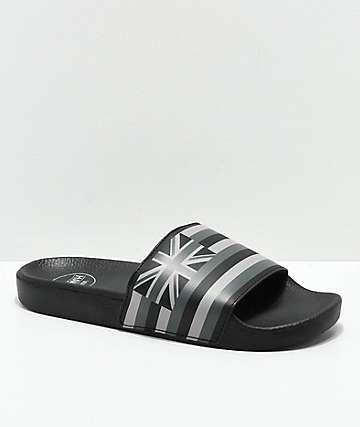 Vans Hawaiian sandalias negras