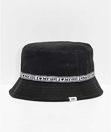 Vans In A Daze Black & White Bucket Hat
