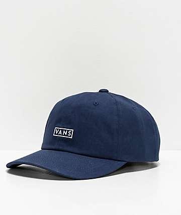 Vans Jockey Navy Strapback Hat
