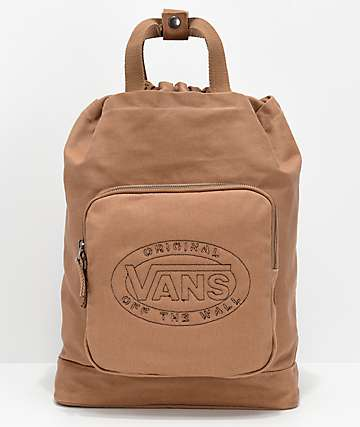 Vans Junction Brown Backpack