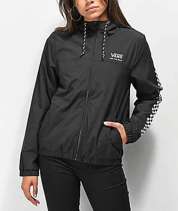 Vans Kastle II Funday chaqueta negra