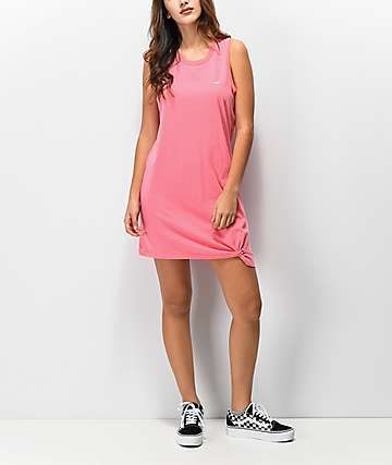 Vans Knotty Strawberry Pink Dress