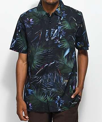 Vans Neo Jungle camisa tejida en negro