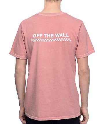 Vans OTW Check camiseta rosa
