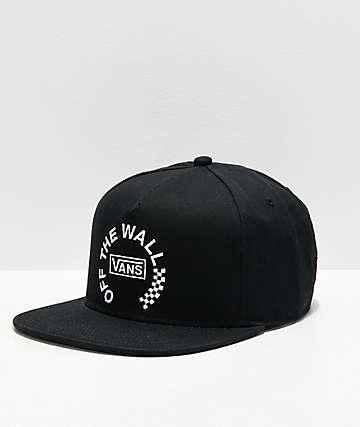 Vans OTW Distort Black Strapback Hat