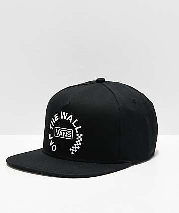 70d8c5584e1 Vans OTW Distort Black Strapback Hat
