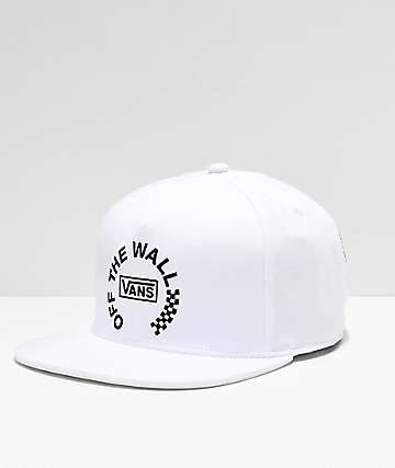 Vans OTW Distort White Strapback Hat