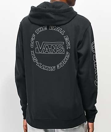 Vans OTW Framework Black Hoodie