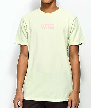 Vans Off The Wall Ambrosia & Pink T-Shirt