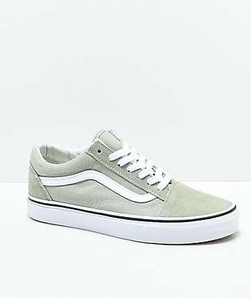 Vans Old Skool Desert Sage zapatos de skate en