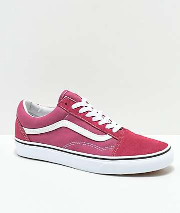 Vans Old Skool Dry Rose & True White Shoes