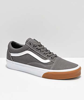 vans old skool black and brown