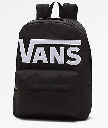 Vans Old Skool II Black & White Backpack