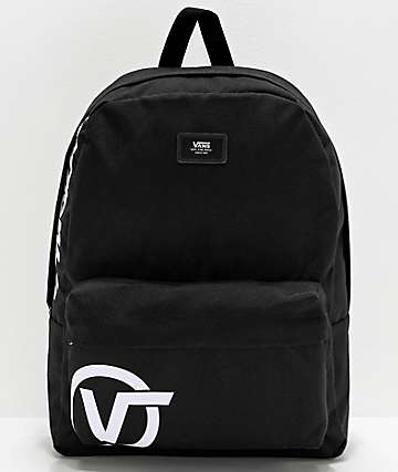 Vans Old Skool III Black Backpack