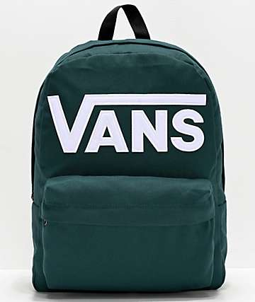 Vans Old Skool III Trekking Green Backpack