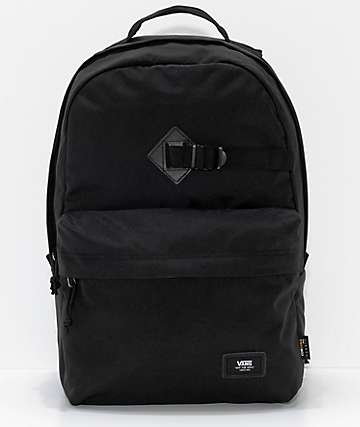 Vans Old Skool Travel Black 26L mochila