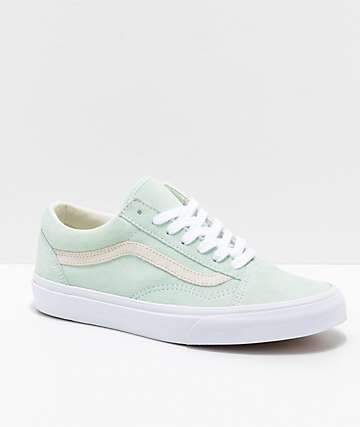 Vans Old Skool zapatos de skate en azul pastel