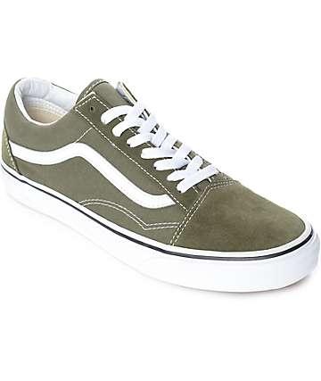 Vans Skate verde