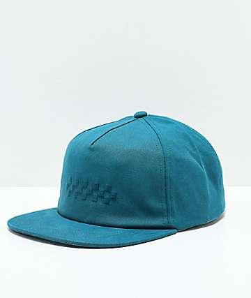 Vans Overtime Corsair Blue Strapback Hat