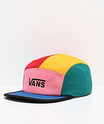Vans Patchy Patchwork Strapback Hat