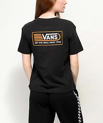 Vans Plated Black T-Shirt