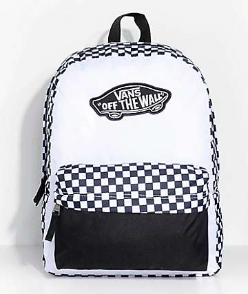 Vans Realm Checkered 22L Backpack