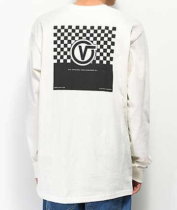 Vans Reblock Marshmellow camiseta de manga larga
