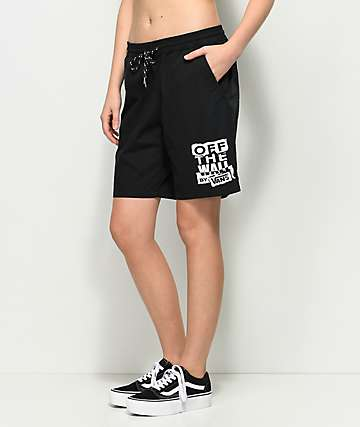 Vans Ripped OTW Black Shorts