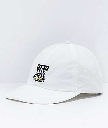 Vans Ripped OTW White Jockey Hat
