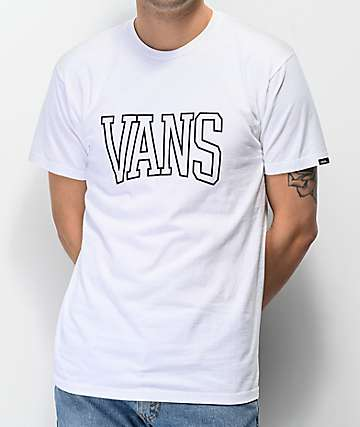 Vans SVD University White T-Shirt