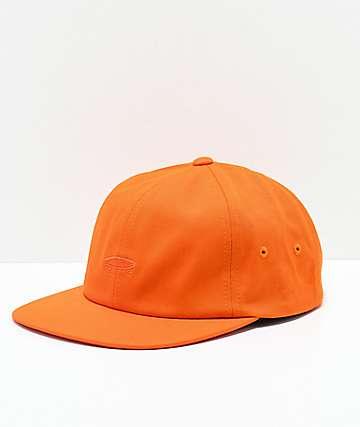 Vans Salton II Jockey Flame Strapback Hat