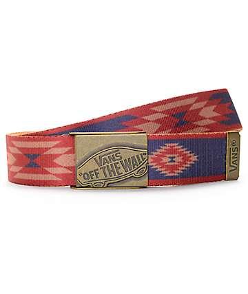 Vans Shredator Native cinturón tejido
