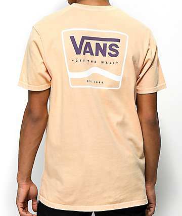 Vans Side Stripe Apricot Ice T-Shirt