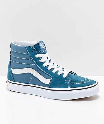 Vans Sk8-Hi Corsair & True White Shoes