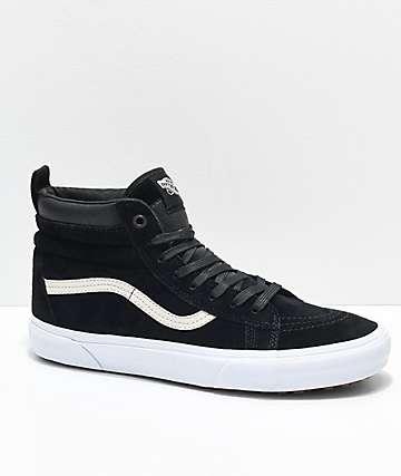 Vans Sk8-Hi MTE Black Night Shoes