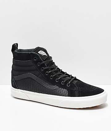 Vans Sk8-Hi MTE DX Tact & Black Shoes