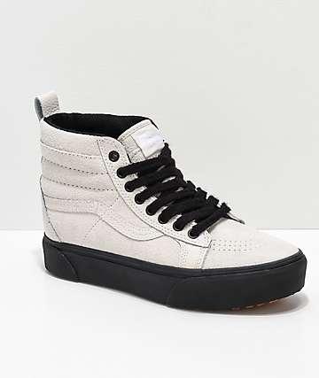 Vans Sk8-Hi MTE Moonbeam zapatos con plataforma