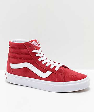 Vans Sk8-Hi Scooter & True White Shoes