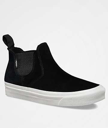 Vans Slip-On Mid DX Black & White Shoes