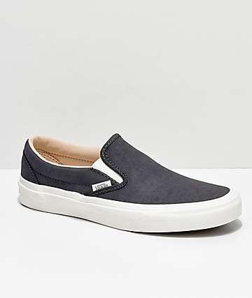 Vans Slip-On Vansbuck Asphalt zapatos skate