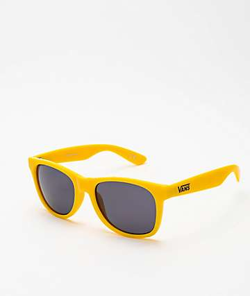 Vans Spicoli 4 Sulphur Yellow Sunglasses