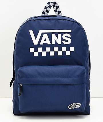 Vans Sporty Realm mochila azul