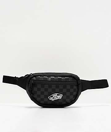 Vans Street Ready Black Mini Fanny Pack