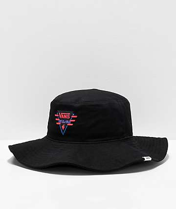 Vans Suma Time Black Bucket Hat