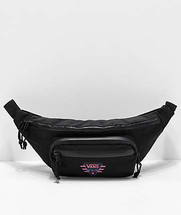 Vans Suma Time Black Fanny Pack