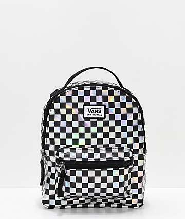 Vans Sunny Daze mini mochila iridiscente